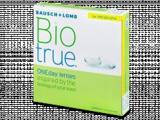 Biotrue ONEday for Presbyopia (90 lentilles)
