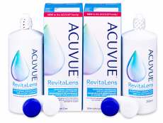 Solution Acuvue RevitaLens 2 x 300 ml