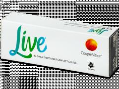 Live Daily Disposable (30 lentilles)