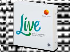 Live Daily Disposable (90 lentilles)