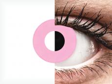 CRAZY LENS - Barbie Pink - journalières non correctrices (2 lentilles)