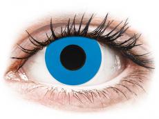 CRAZY LENS - Sky Blue - journalières non correctrices (2 lentilles)