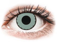 CRAZY LENS - Zombie Virus - journalières non correctrices (2 lentilles)