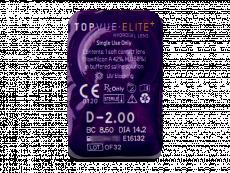 TopVue Elite+ (30 lentilles)