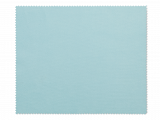 Chiffon à lunettes - bleu clair