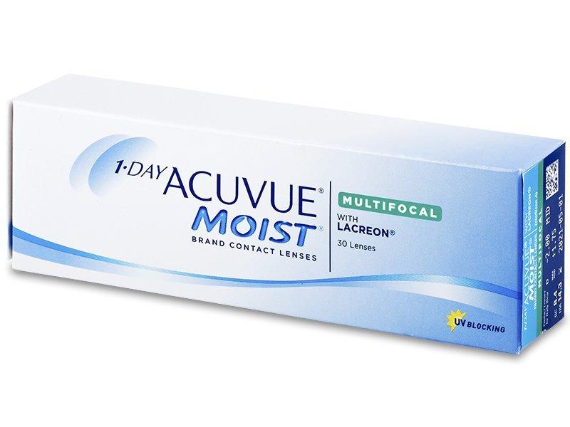 1 Day Acuvue Moist Multifocal (30 lentilles)
