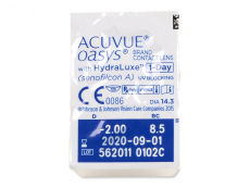 Acuvue Oasys 1-Day (30 lentilles)