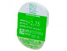 Biotrue ONEday (90lentilles)