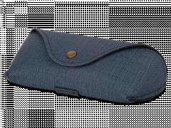 Etui bleu pour lunettes SH224-1