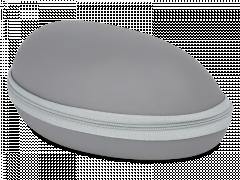 Etui gris pour lunettes BL031