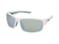 Alpina Lyron S White Matt Pistachio/Emerald Mirror