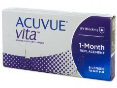 Acuvue Vita (6 lentilles)