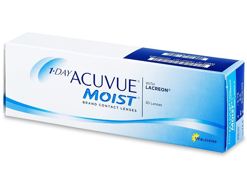 1 Day Acuvue Moist (30lentilles)