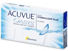 Acuvue Oasys (6lentilles)