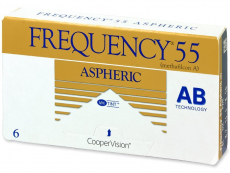 Frequency 55 Aspheric (6 lentilles)