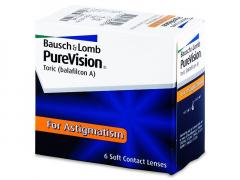 PureVision Toric (6lentilles)