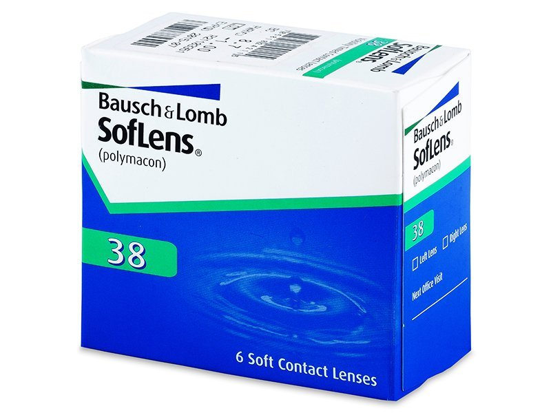 SofLens 38 (6lentilles)