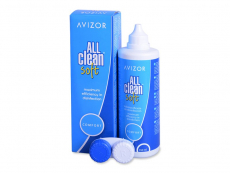 Solution Avizor All Clean Soft 350 ml