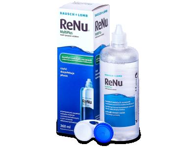 alensa.fr - Lentilles de Contact pas chères en ligne ReNu MultiPlus 360ml