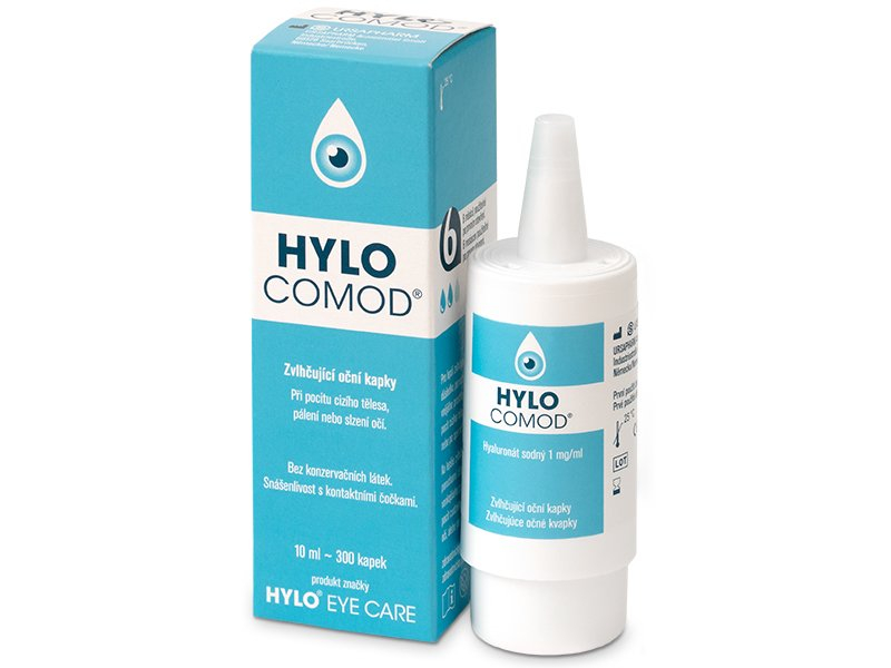 HYLO-COMOD (10 ml)