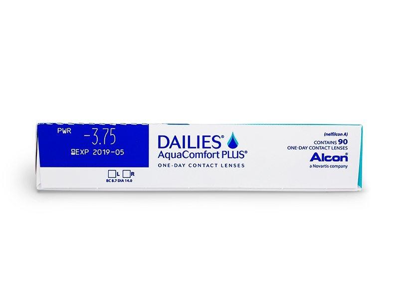 Dailies AquaComfort Plus (90lentilles)
