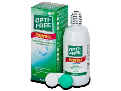 alensa.fr - Lentilles de Contact pas chères en ligne OPTI-FREE Express 355ml