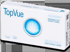 TopVue Monthly (6lentilles)