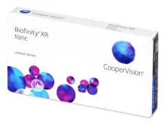 Biofinity XR Toric (3 lentilles)
